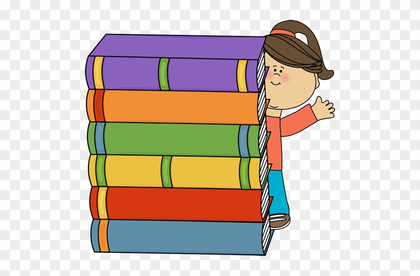 Literacy Tips For Teaching The Child With Selective - 5 Books Clipart #135840