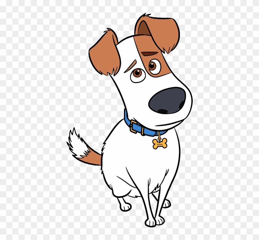 The Secret Life Of Pets Clip Art - The Secret Life Of Pets #135845