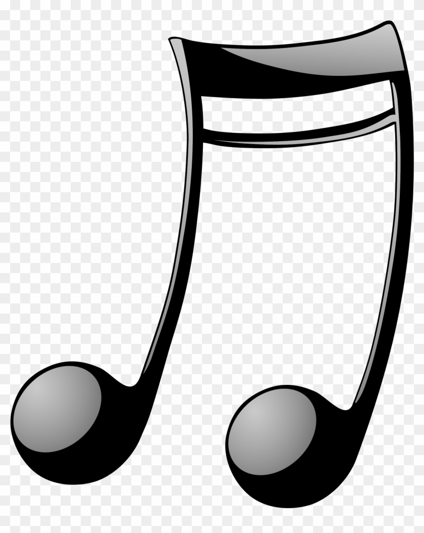 Big Image - Cartoon Music Notes #135905