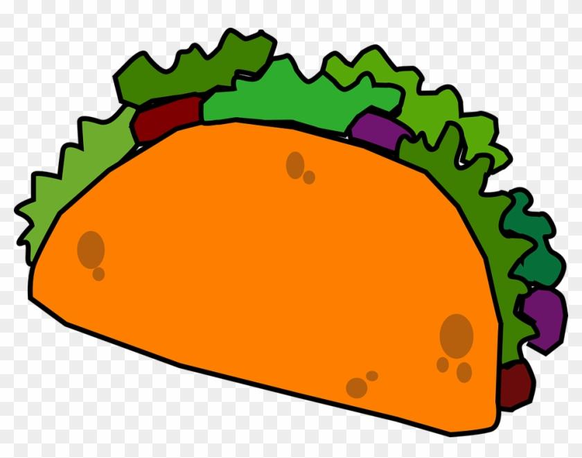 Taco Clipart Animated - Taco Clipart #136038