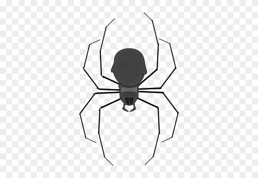 969 Spider Web Clip Art Public Domain Vectors - Spider Clip Art #136117