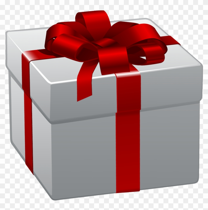 Christmas Present Clipart Free Images 2 Image - Gift #136235
