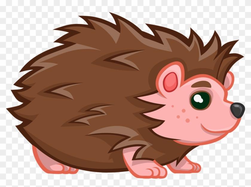 Hedgehog Free To Use Clip Art - Hedgehog Clipart #136354