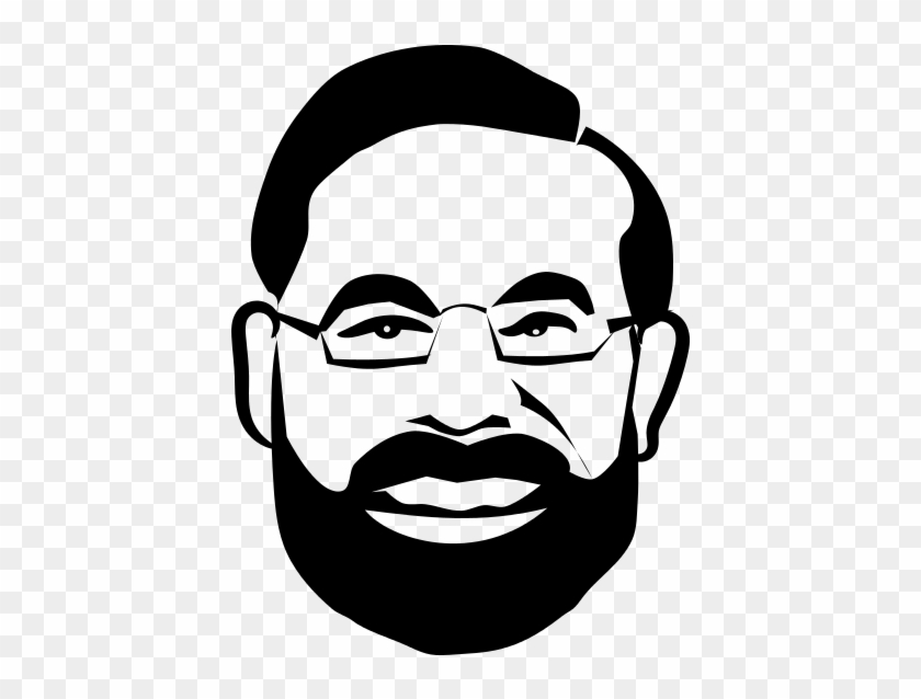 Narendra Modi Gujarat Make In India Clip Art - Narendra Modi Clipart #136474