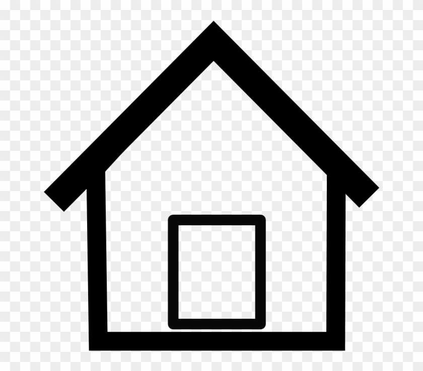 Simple Home Free Vector Simple Home Icon Free Transparent Png