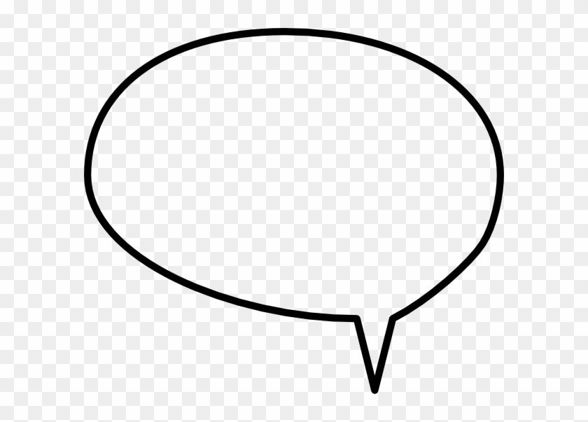 Clipart Info - Speech Balloon #136505
