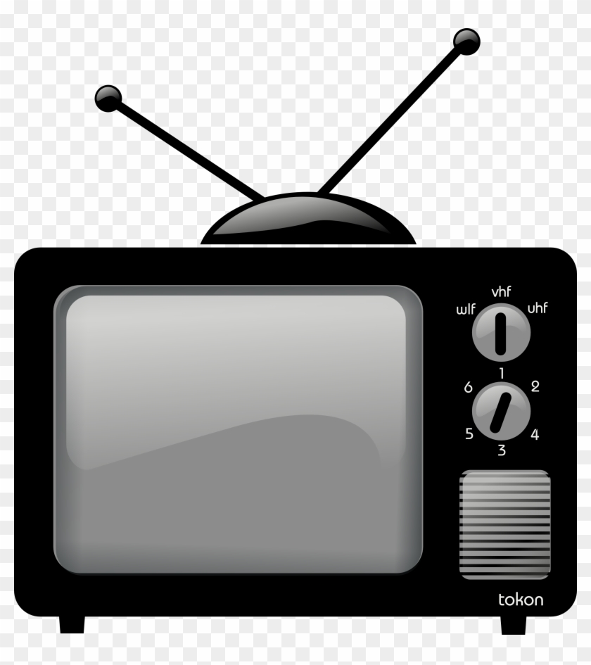 Tv - Clipart - Television Clipart #136617