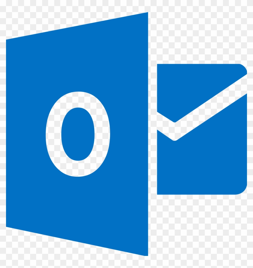 Microsoft Clipart Support Team - Outlook Icon #136672