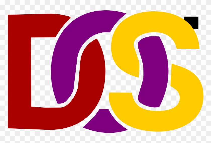 Contrived Ms-dos Logo - Disk Operating System Logo #136916