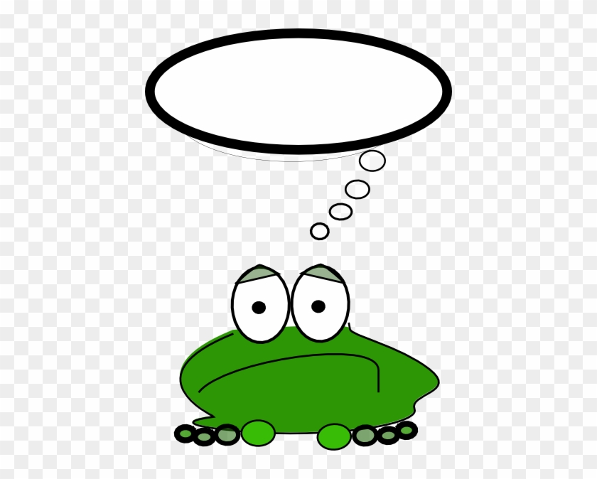 Person Thinking Clipart Free Images 2 Cliparting - Thinking Frog Clipart #137082