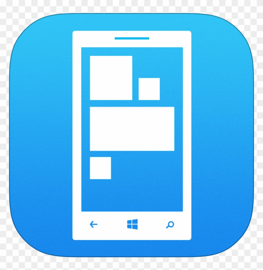 Windows 7 Icon Png - Windows Phone Icon Png #137112