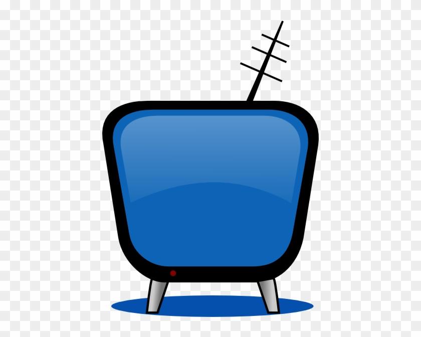 Orange Tv Clip Art #137143