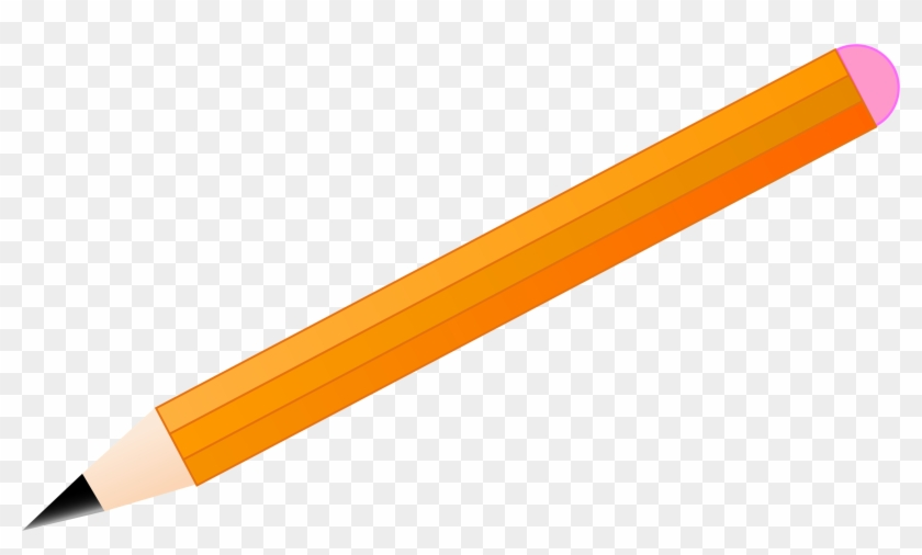 Free To Use Amp Public Domain Pencil Clip Art - Pencil Transparent #137164