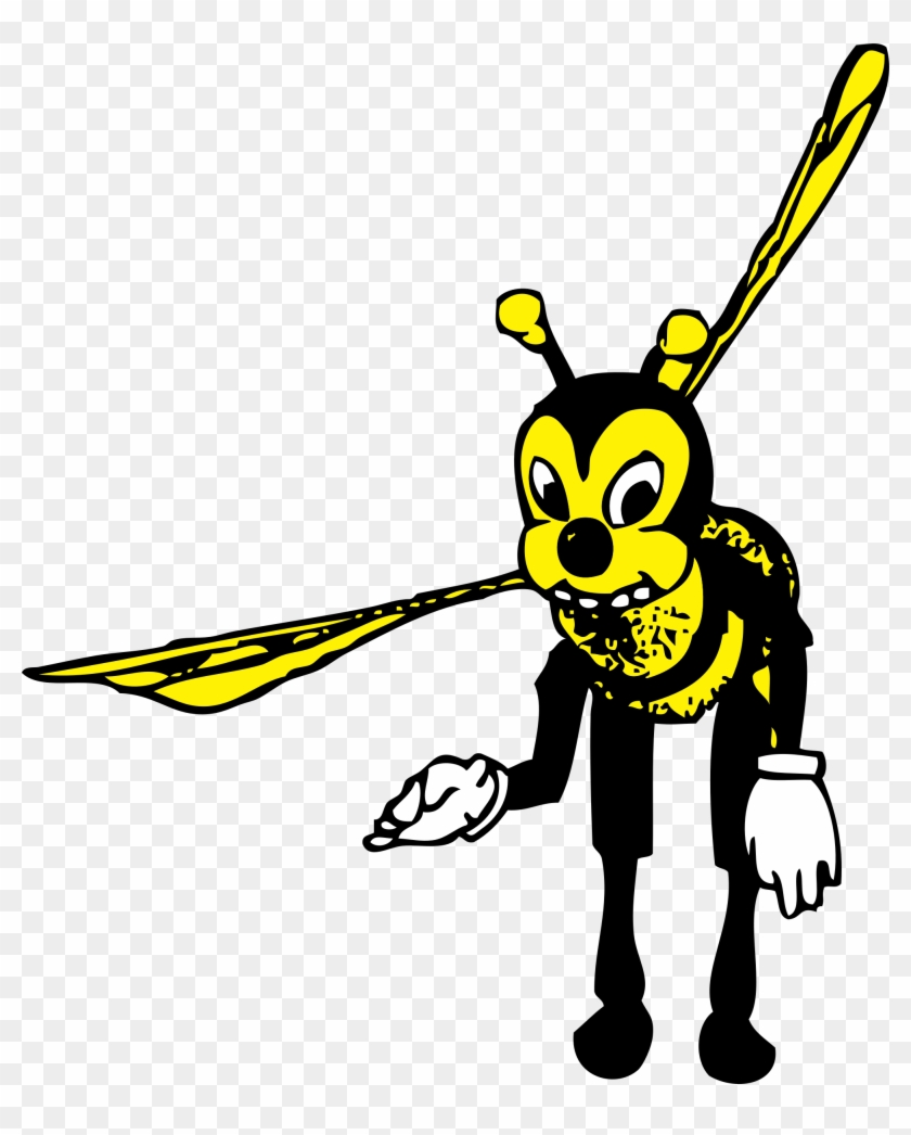 Microsoft Clipart Bee - Bowing Bee #137166