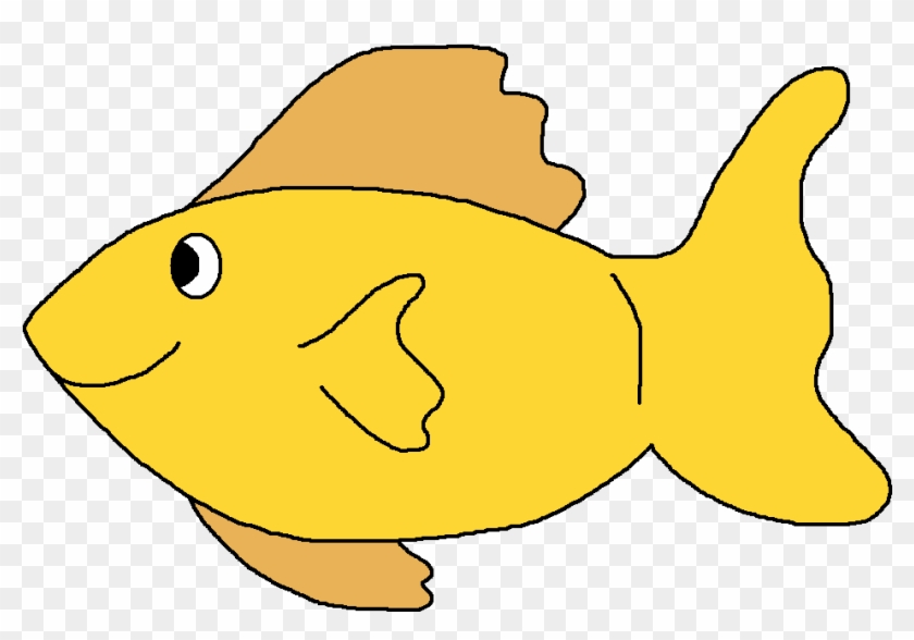 Fish Clip Art Microsoft Free Clipart Images - Yellow Fish Clipart #137357