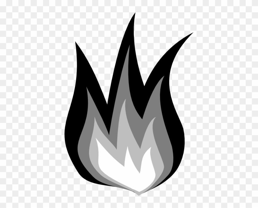 Fire Fire Fire Clip Art At Clker Com Vector Clip Art - Flames Clip Art #137547
