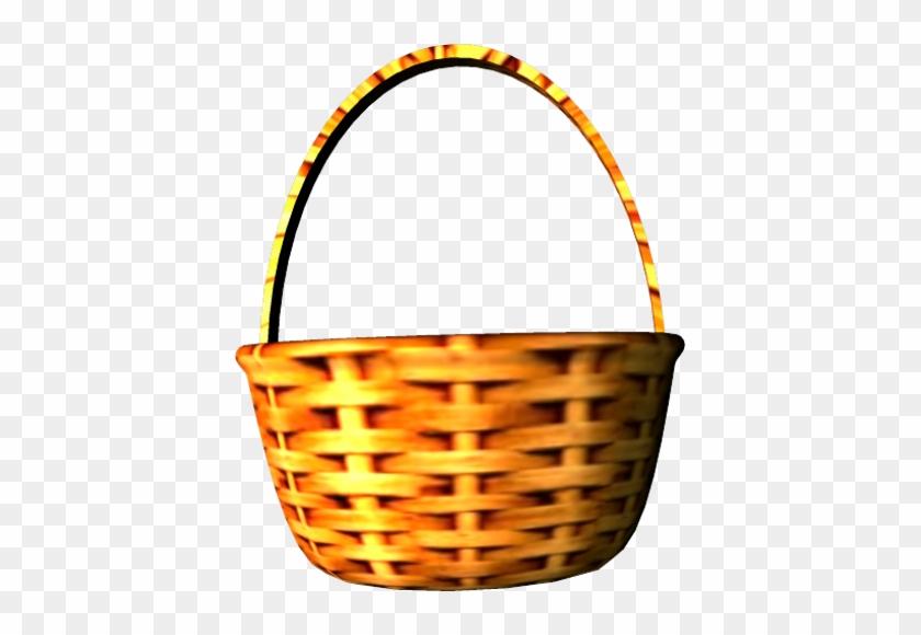 Basket Clip Art - Basket Clipart #137670