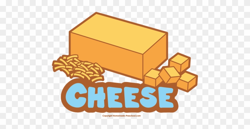 Click To Save Image - Cheese Clipart With Name #137932
