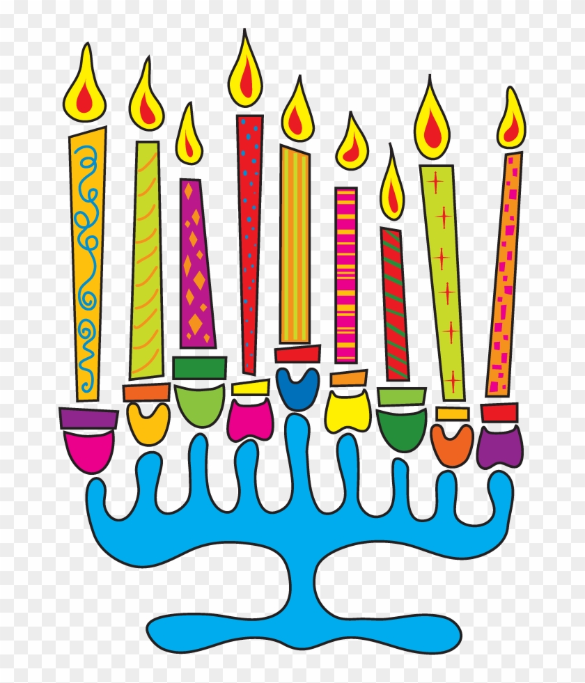 Happy Hanukkah - Happy Hanukkah Clip Art #137950