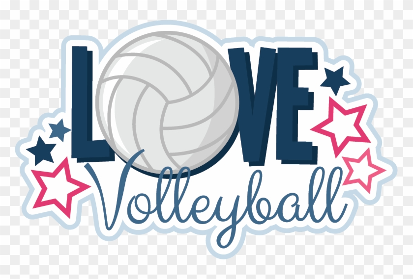 Love - Love Volleyball Png #137964