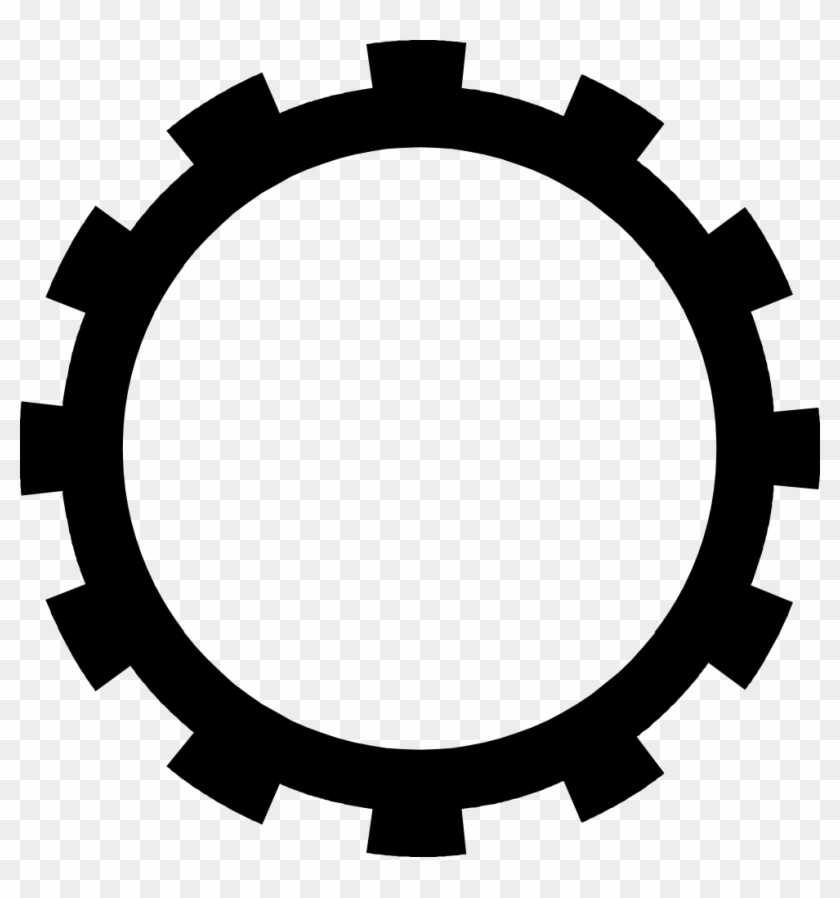 Steampunk Gear Clipart No Background - Gear Clipart #138059