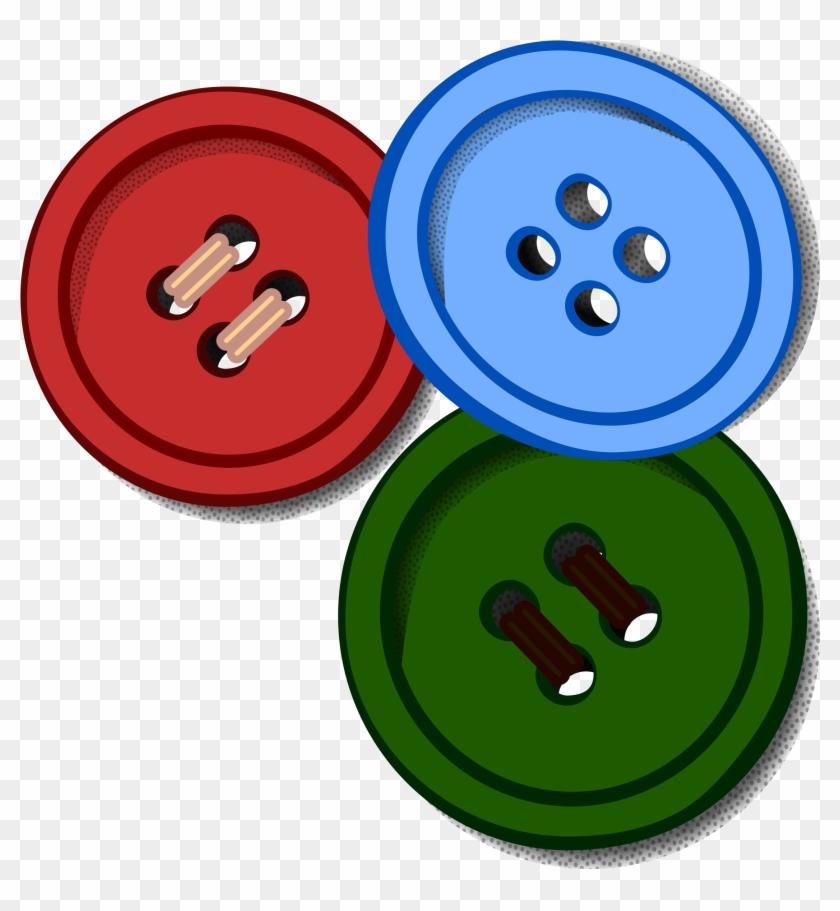 Clipart - Buttons Clipart #138062