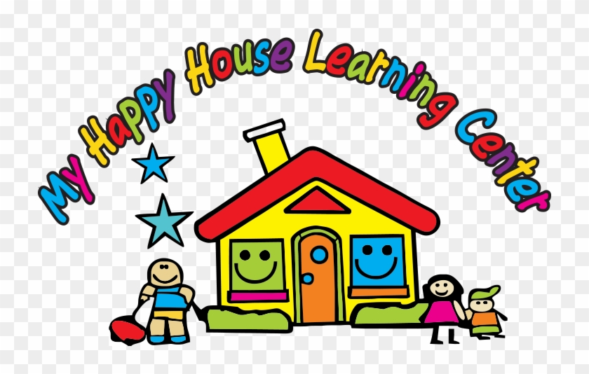 Learning Center Cliparts - My Happy House Day Care #138105