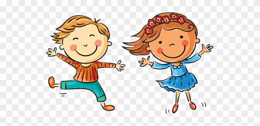 Girl Learning Cliparts Kids Dancing Drawing Free Transparent Png Clipart Images Download