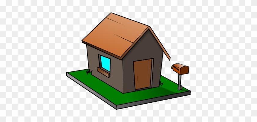 House Clipart - Simplehouse Clipart #138267