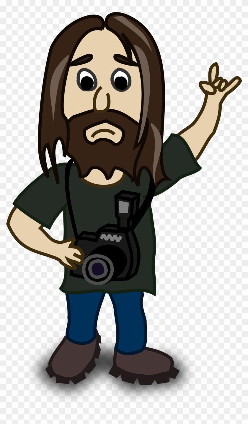 Big Image - Cartoon Characters With Long Hair #138296