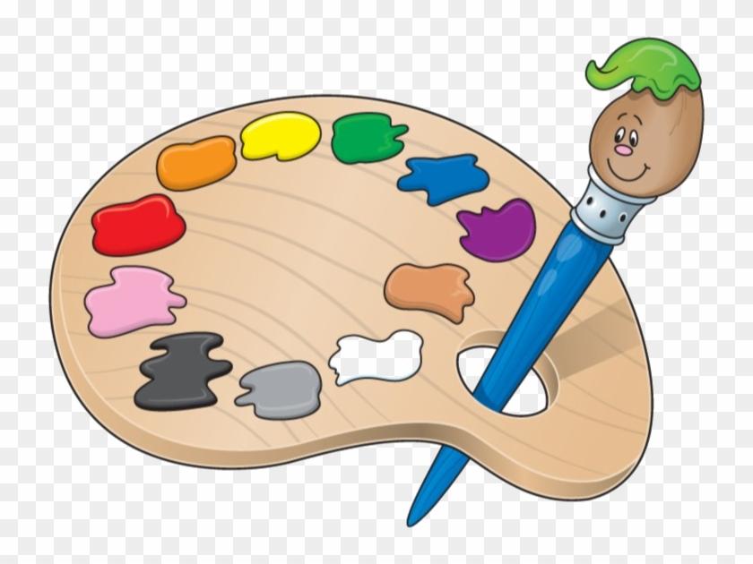 Colour Palette Clipart #138314