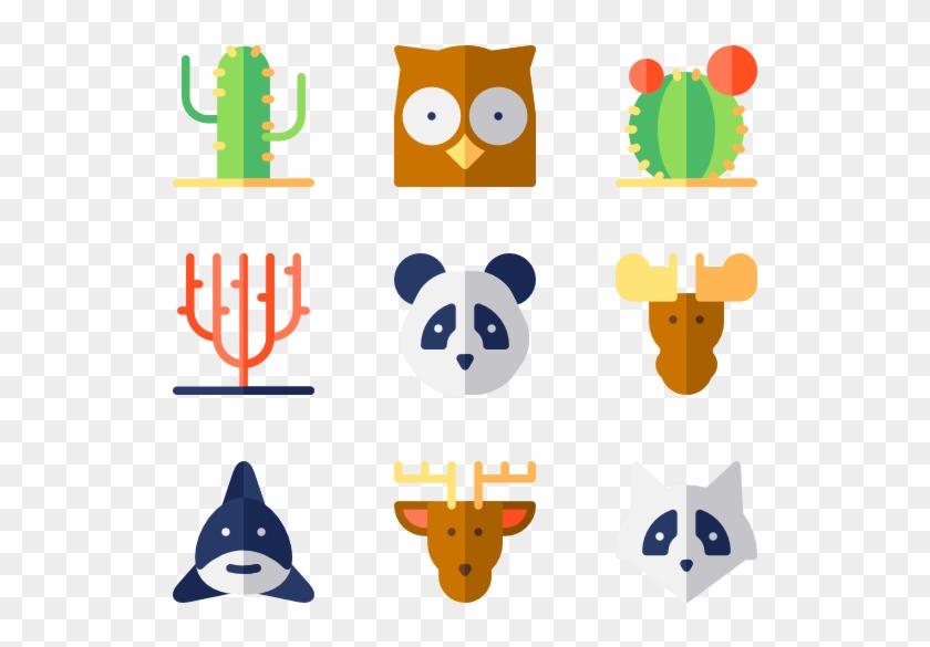 Wildlife 50 Icons - Wildlife #726387