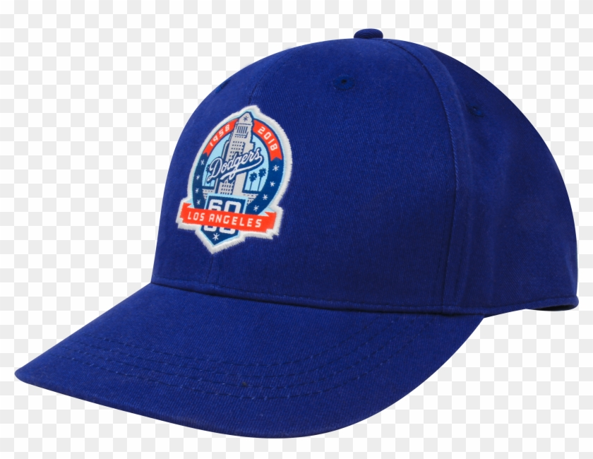 The Los Angeles Dodgers Will Give Away A 60th Anniversary - Baseball Cap Blue Jays #726574