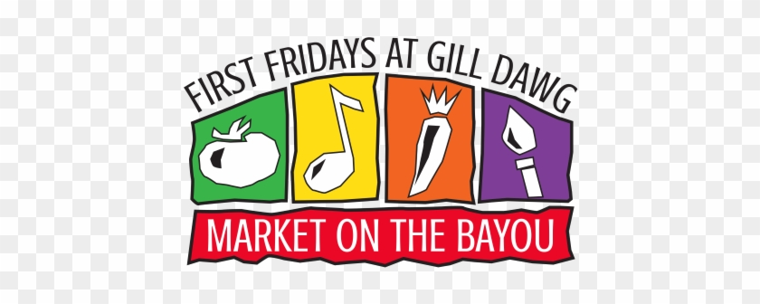 First Fridays Market On The Bayou Are Held The First - First Fridays Market On The Bayou Are Held The First #726741