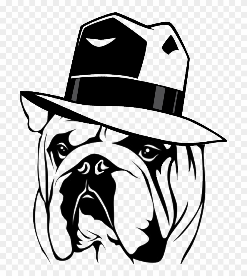 Old English Bulldog Decal #727459