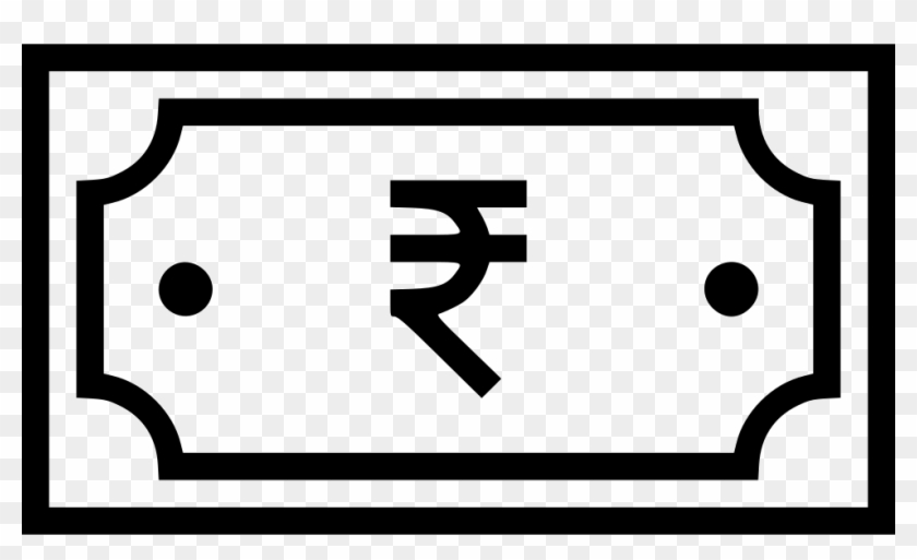 Indian Currency Rupee Note Payment Money Finance Comments - Clipart Of Indian Currency #727787