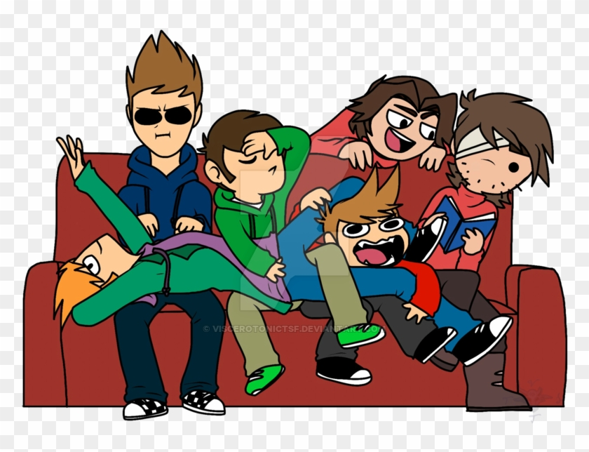Eddsworld - Tom Eddsworld Couch #727975
