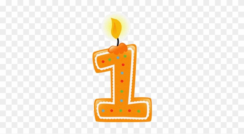 เทียนวันเกิดแบบตัวเลข จะสร้างนะคะ - Happy 1st Birthday Boy #728048