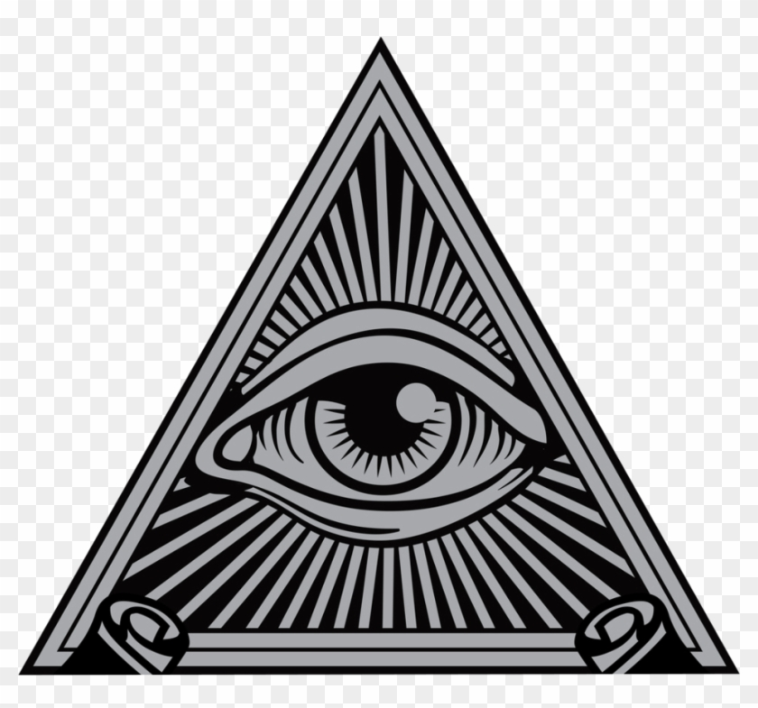 [png] Lucifer's Eye By Dailylight - Triangle With One Eye #728608