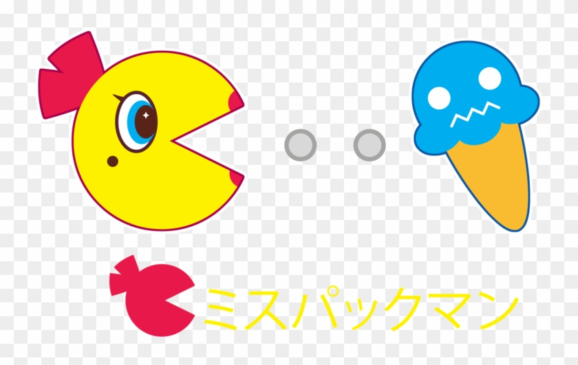 Pacman For Connie - Ms  Pac-man - Free Transparent PNG Clipart
