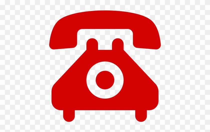 Logo Telefone Vermelho Png #729795