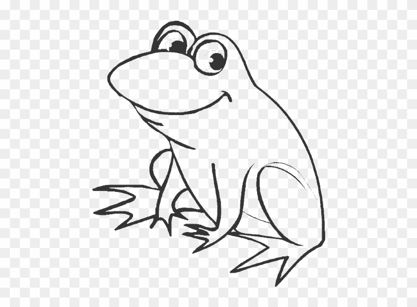 Cute Frog Coloring Pages Car Pictures - Frog Coloring Pages - Free ...