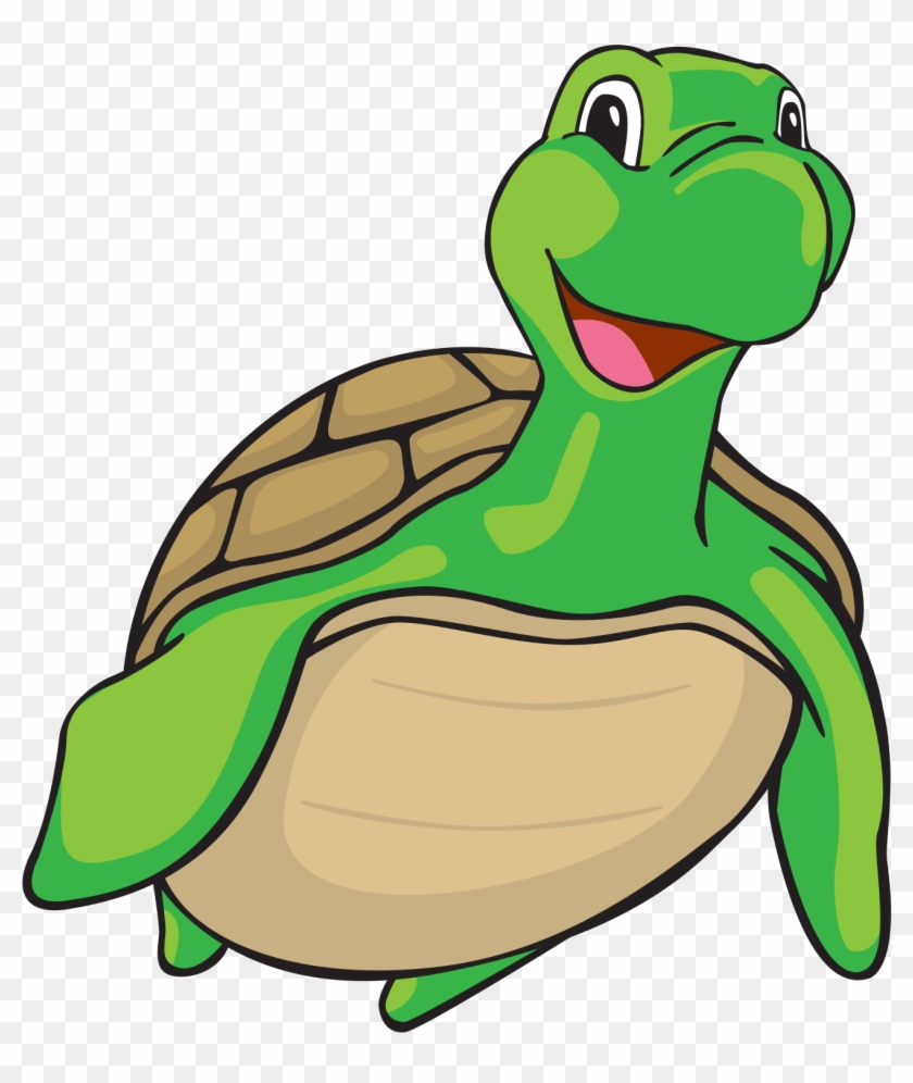 Tortoise Swimming Cartoon Free Transparent Png Clipart Images Download