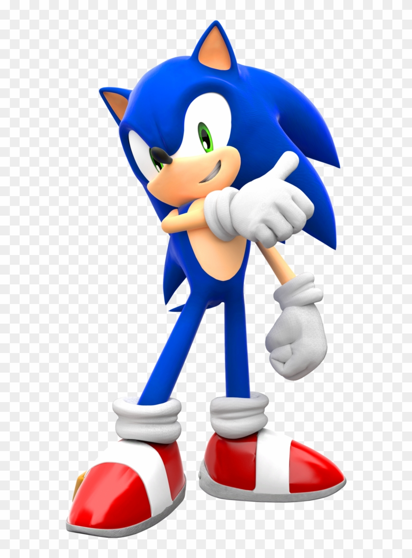 Sonic Ssbb Pose By Finnakira On Deviantart Sonic The Hedgehog Super Smash Bros Free Transparent Png Clipart Images Download