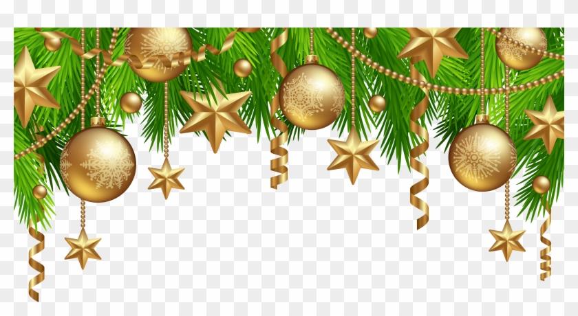 Christmas Borders Free.Christmas Border Decor Png Clipart Image Free Clipart