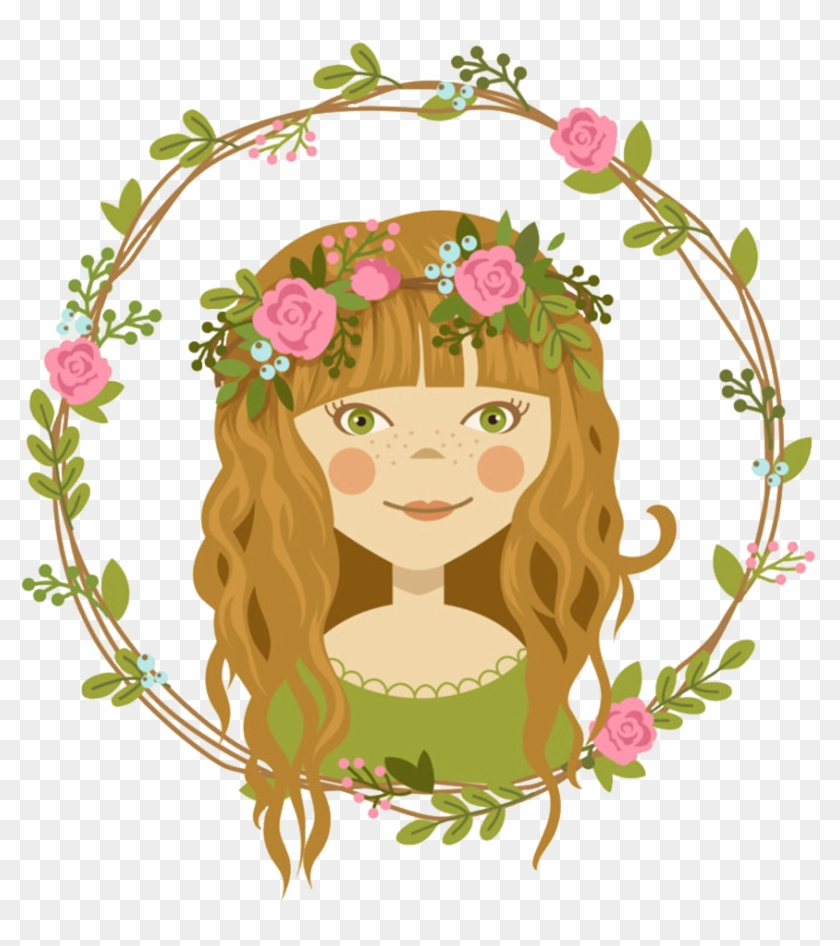 Wreath Flower Crown Clip Art Wreath Flower Crown Clip Art Free