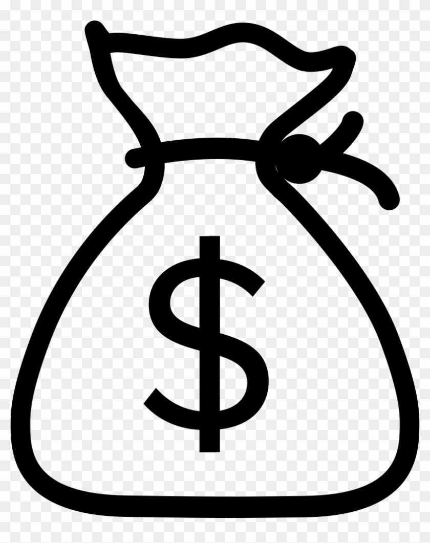 Money Bag Svg Png Icon Free