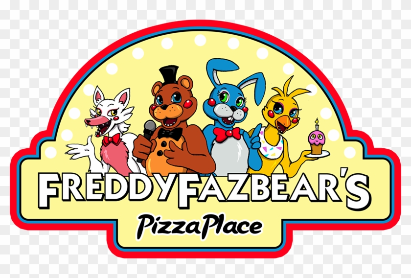 Five Nights At Freddy S Pizza Box Logo Free Transparent Png Clipart Images Download