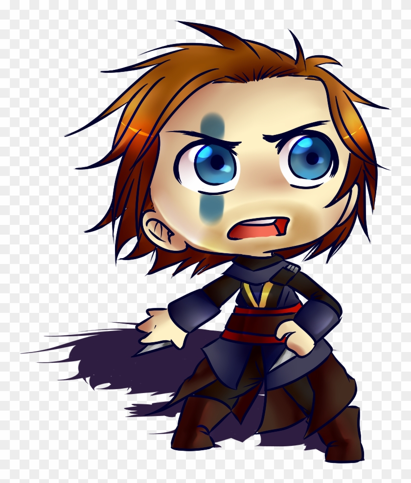 Fan Art Assassin S Creed Aguilar Chibi By Aude Assassin S