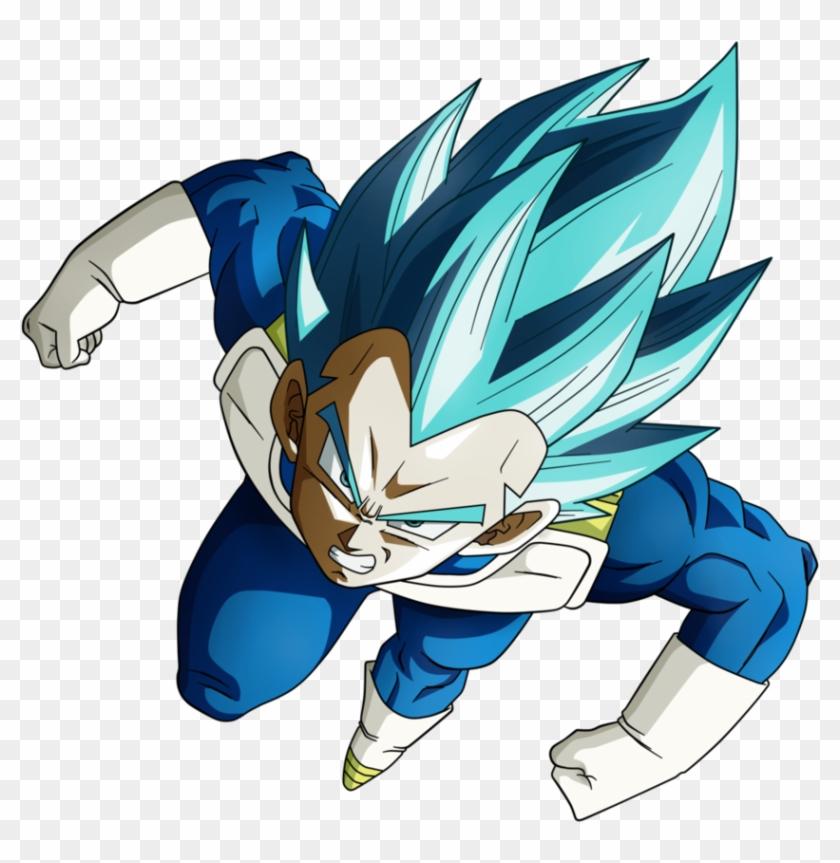 Vegeta Ssj Blue Universe Survival By Koku78 Super Saiyan Blue